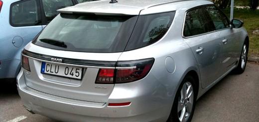 Saab 9-5 SportCombi 2012