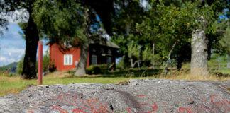 Hällrustningar Högsbyn Tisselskog