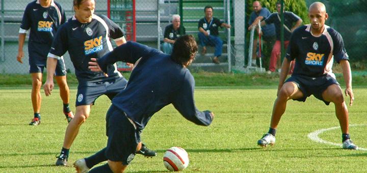 Juventus pre-season