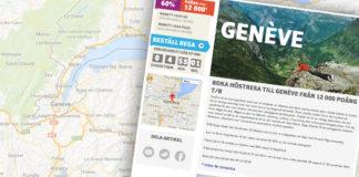 Resa till Genève
