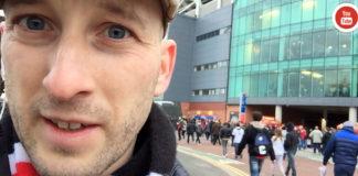 Videoblogg: Manchester