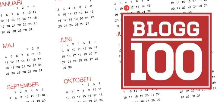 Blogg100 2015