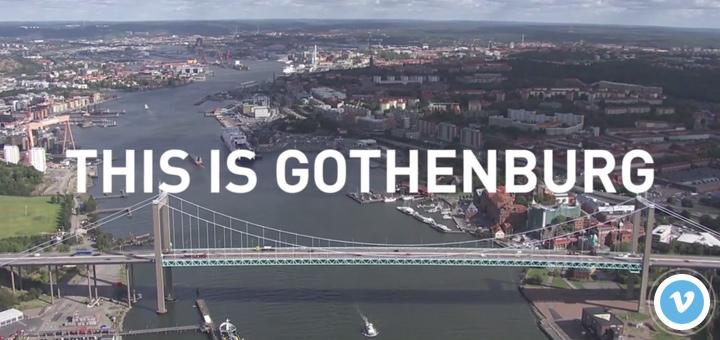 This is Gothenburg