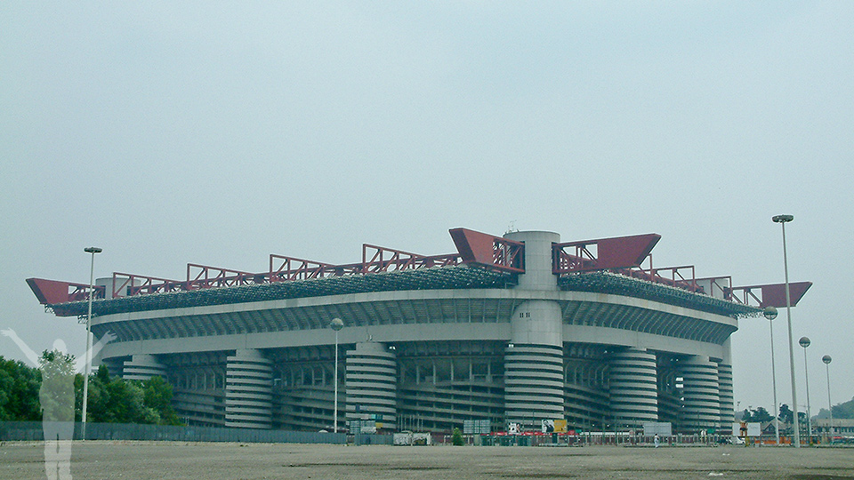 San Siro i Milano