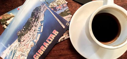 Vykort från Gibraltar!