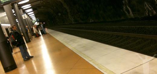 Att åka tåg