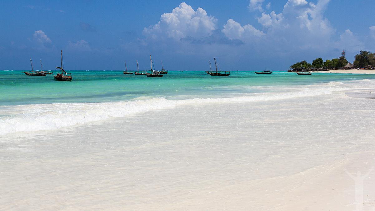 Zanzibars norra spets - på min lista