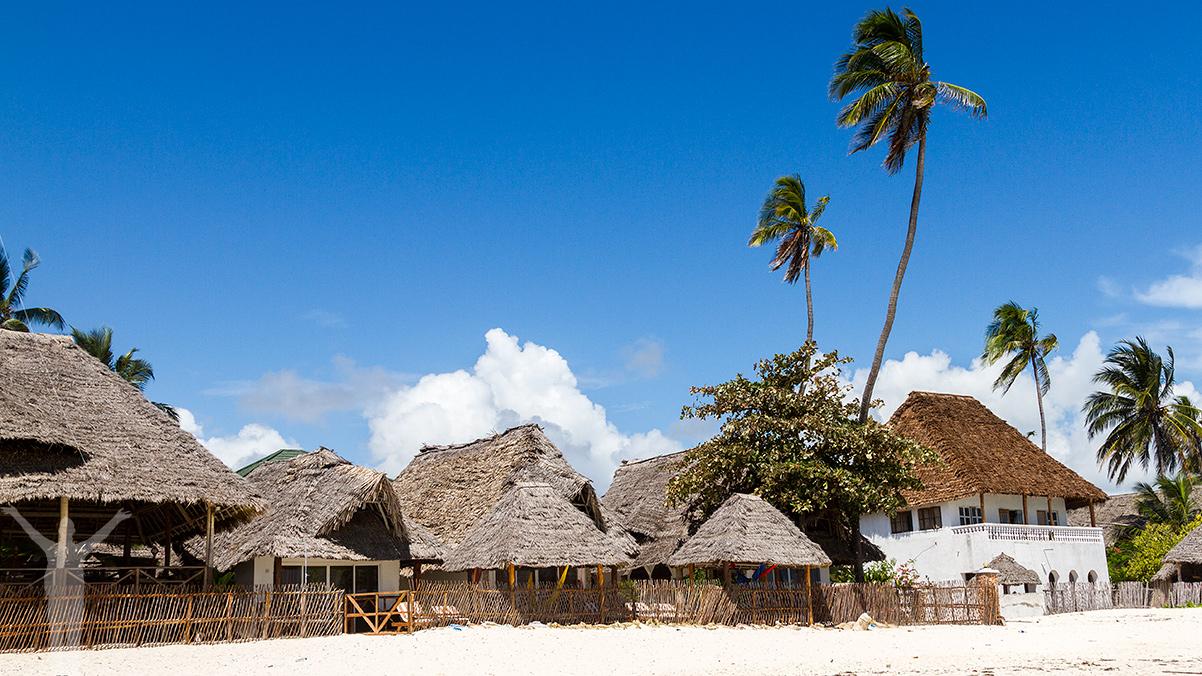 Jambiani White Sands Zanzibar