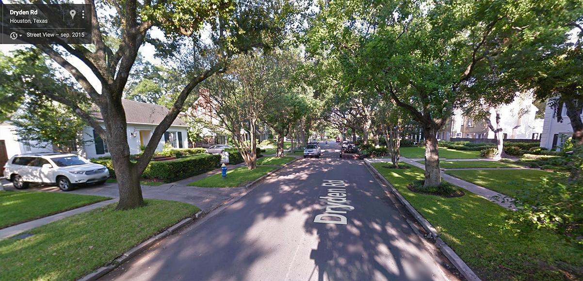 Dryden Rd, Houston