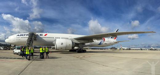 Air France Boeing 777-300ER, F-GSQI