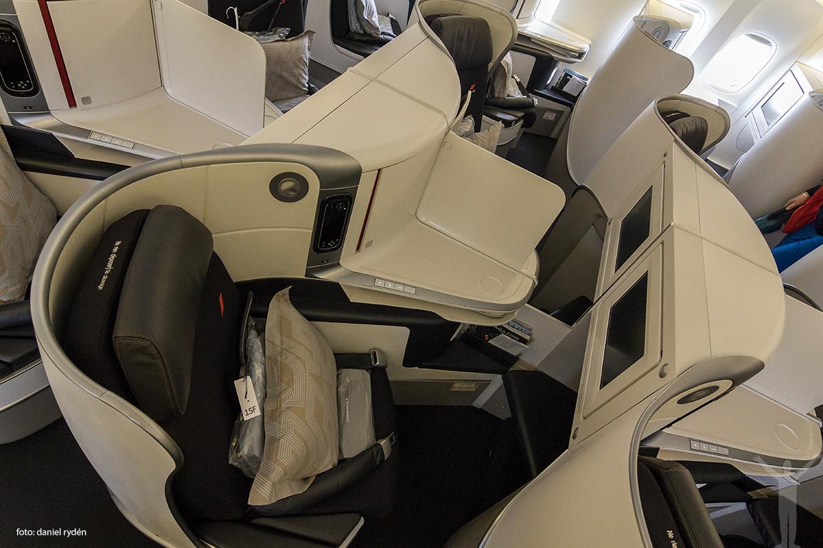 Business hos Air France