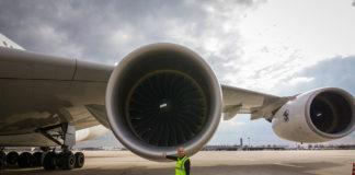 Air France-A380 F-HPJG i Paris