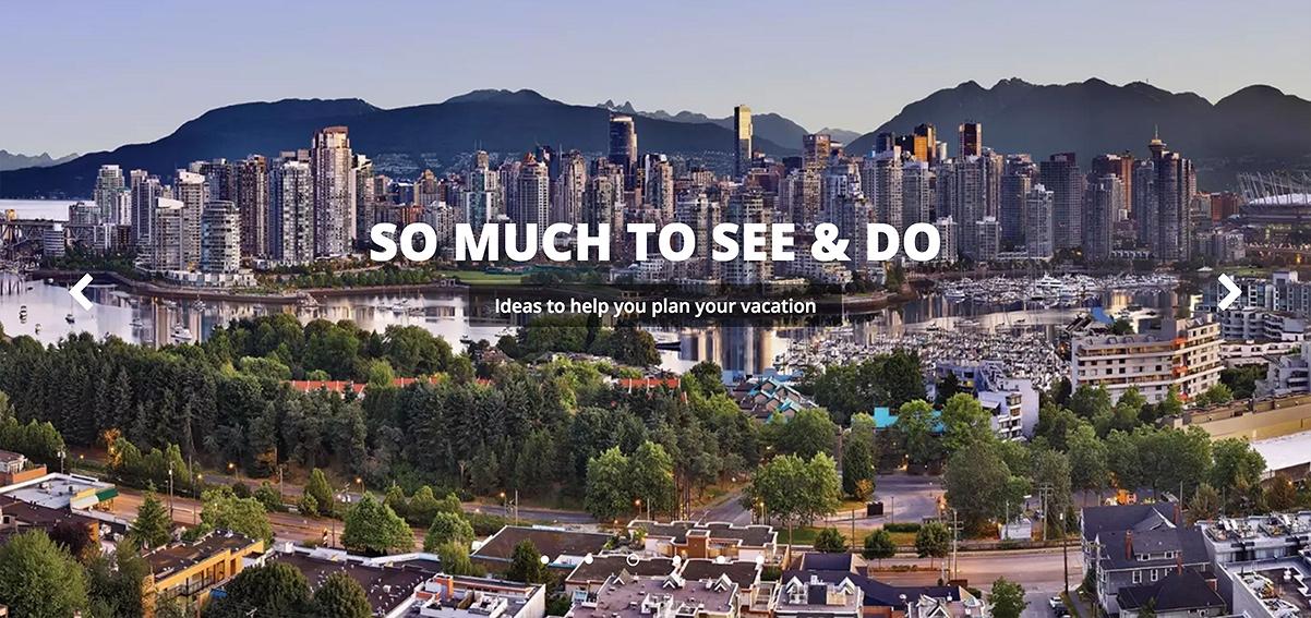 Egotripp till Vancouver