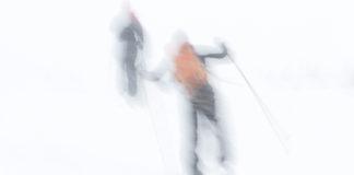 Vurpa på längdskidor