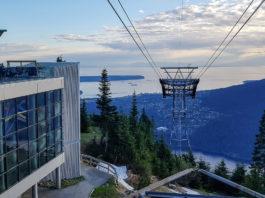 Grouse Mountain cabin
