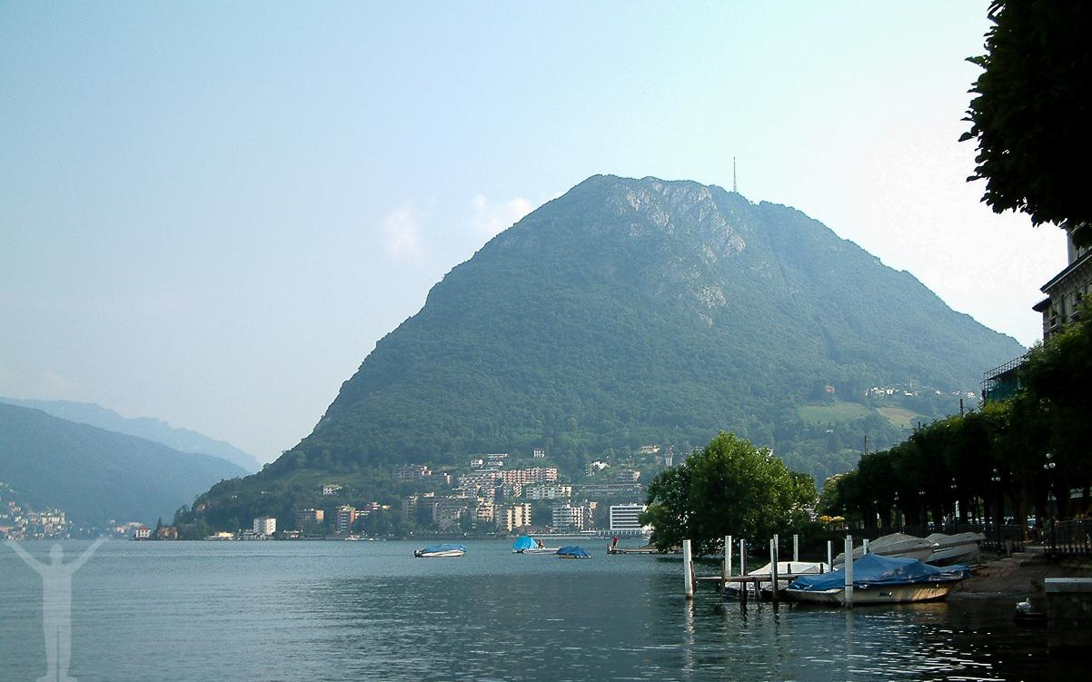 Lugano och San Salvatore
