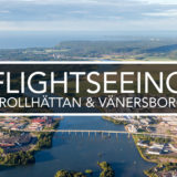 Vlogg - flightseeing