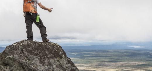 Livet på toppen är toppen!