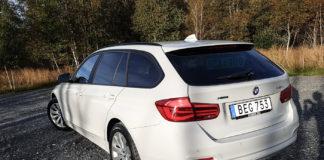BMW 318d Touring xDrive