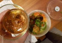 Bubbel och vietnamesisk mat!