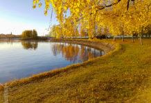 Hösten kom till stan