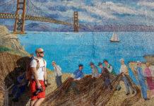 Dryden på Fisherman's Wharf