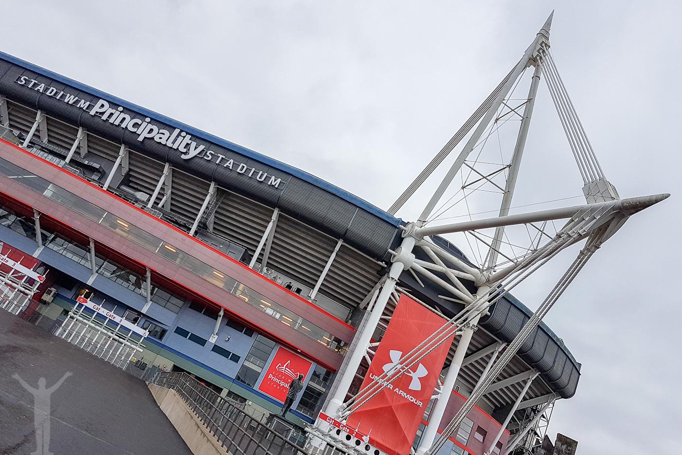 Principality Stadium i Cardiff