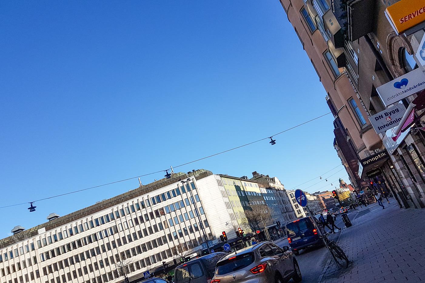 Fridhemsplan Stockholm