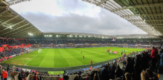 Swansea - Leicester in game