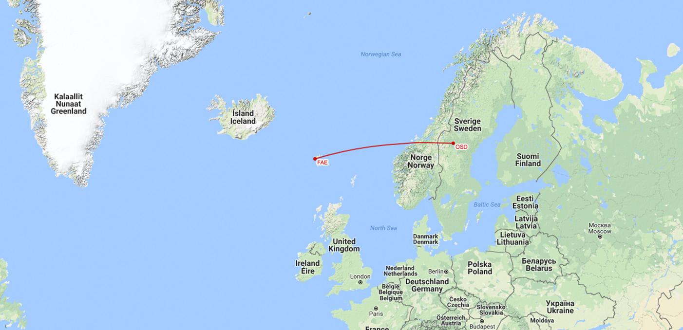 Kommande resa - Färöarna