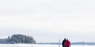 Vårvinter i Jämtland