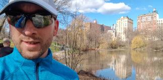 Turistlöpning i Central Park