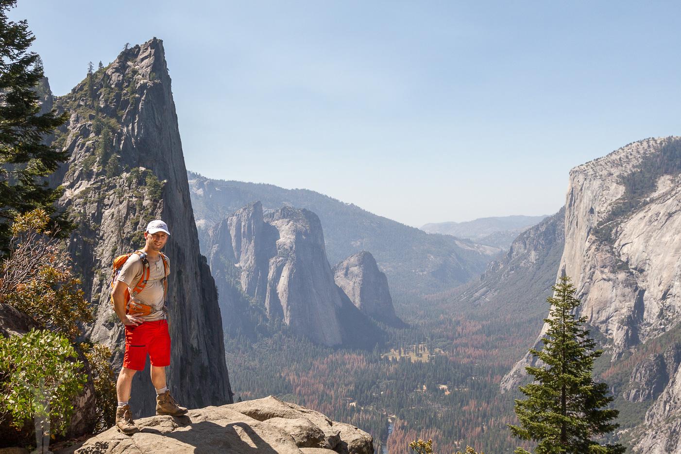 Dryden i Yosemite