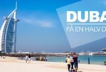 Maxa Dubai på en halvdagstur