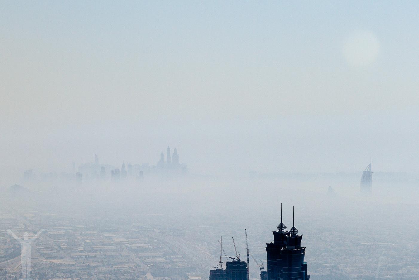 Dubai, även långt där borta