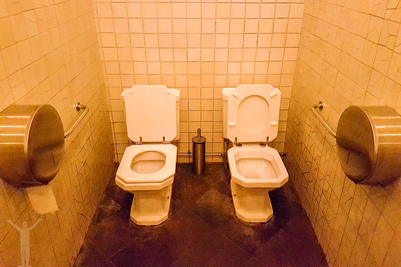 Toaletten - där bra idéer frodas