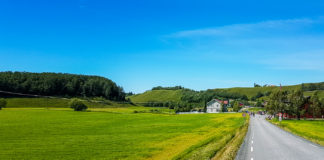 Leirådal i Norge