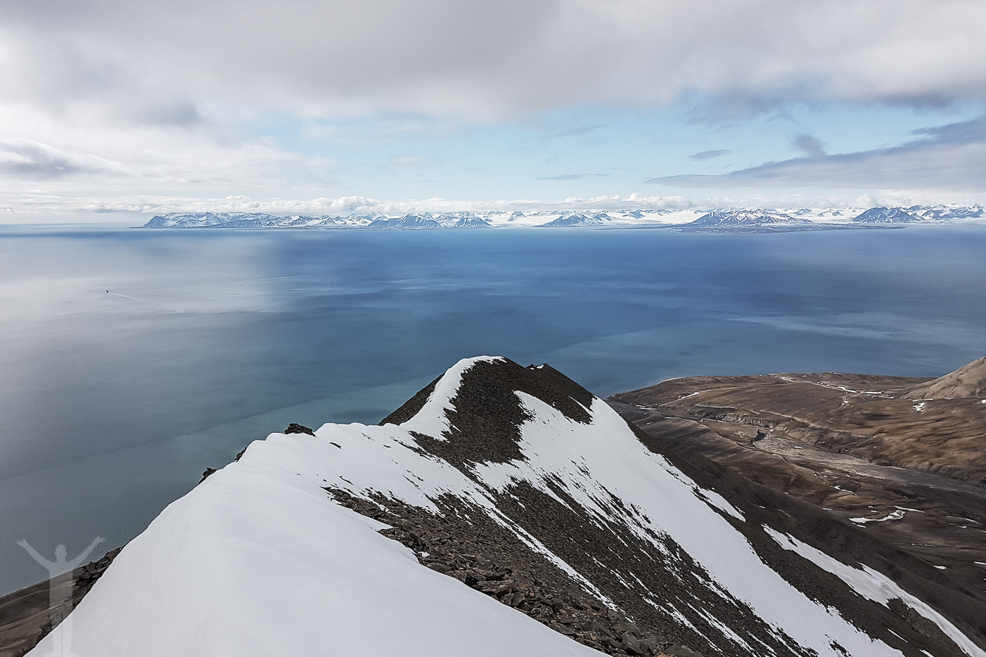 Adventtoppen, Svalbard