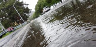 Regn i Skärgår'n