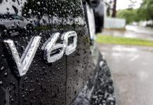 Regn i Skärgår'n - Volvo V60
