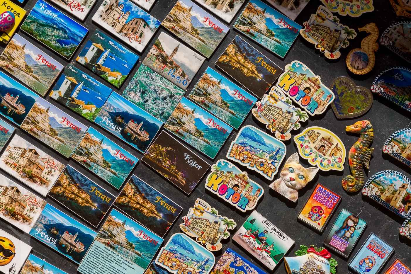 Kotor - en turistmagnet