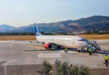 SAS SK1832 - att flyga från Split