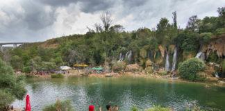 Vattenfallen i Kravice