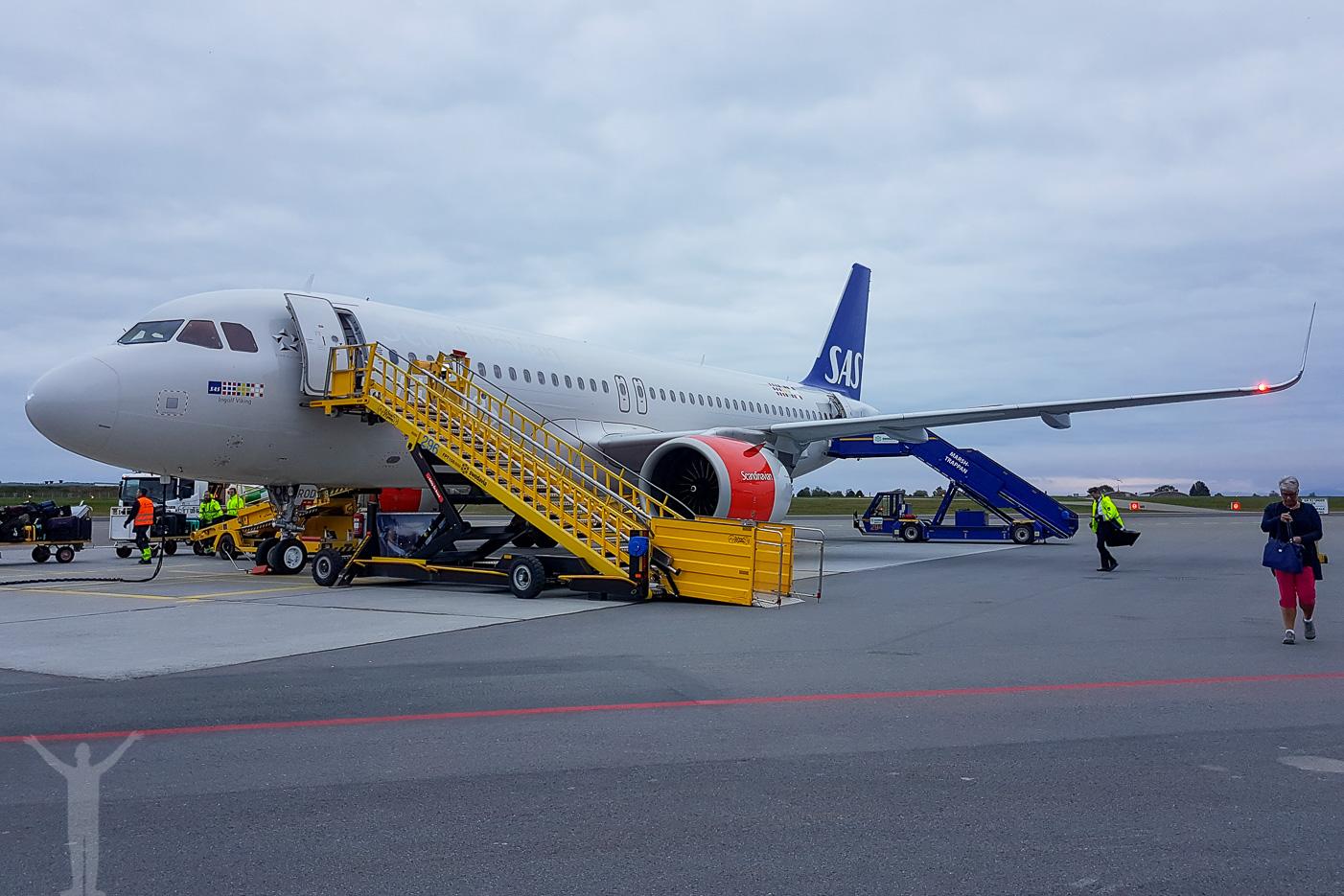 SAS - SE-ROD, A320neo