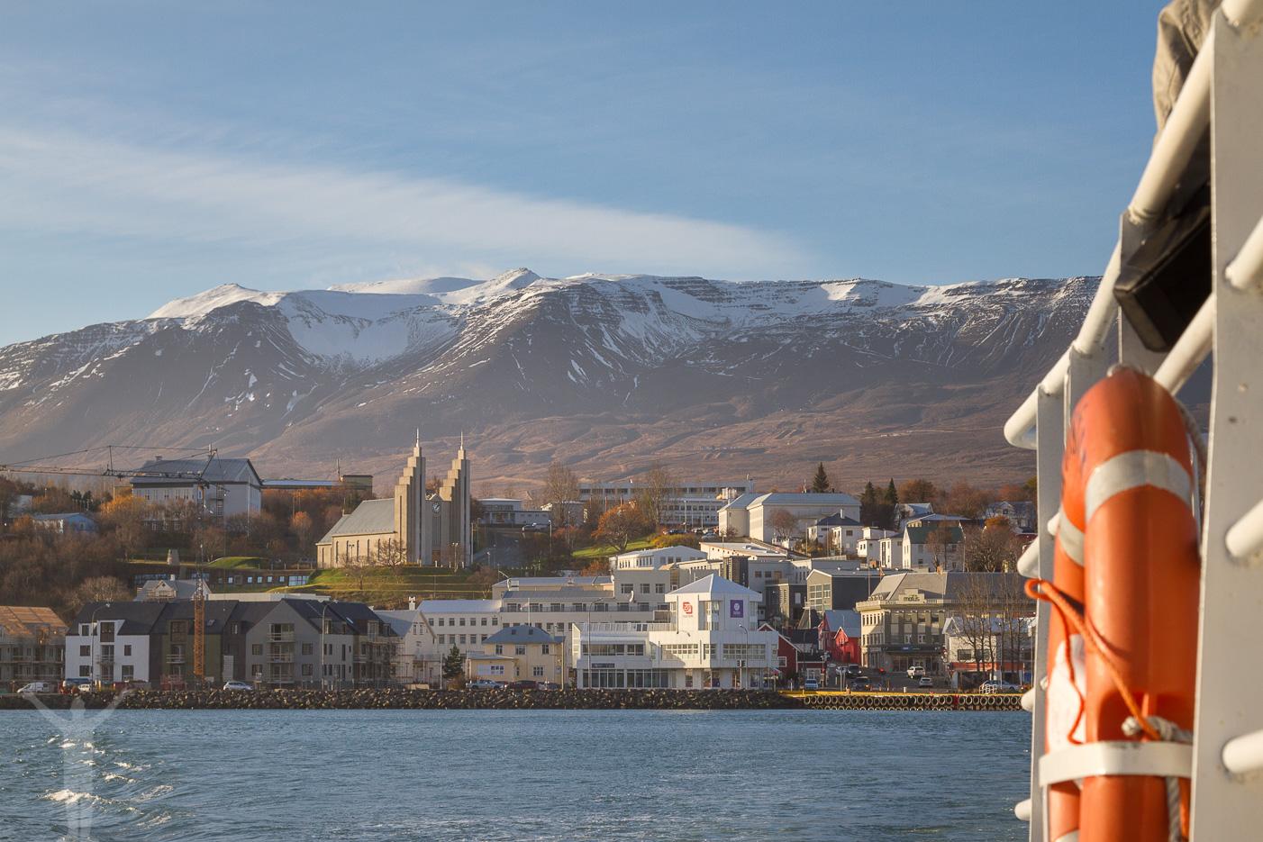 Akureyri, Island