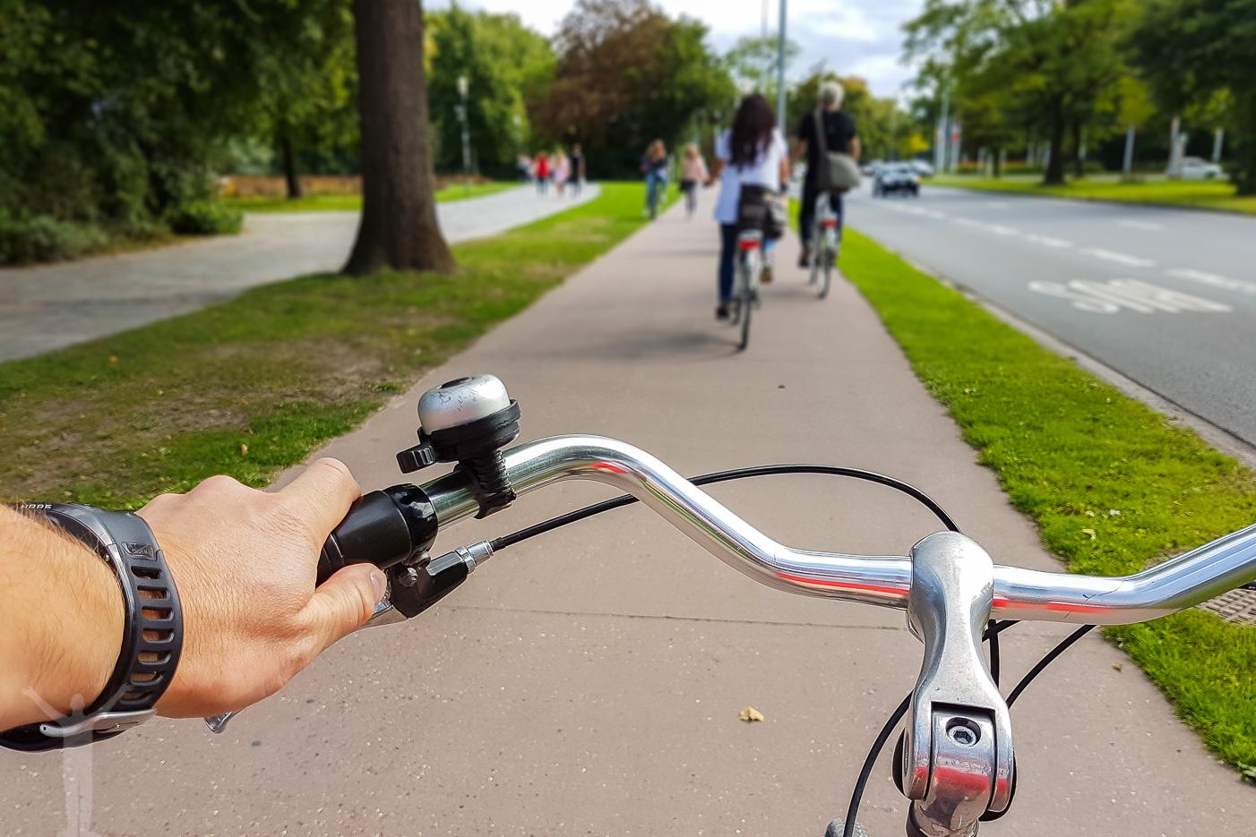 Hyr en cykel i Brygge