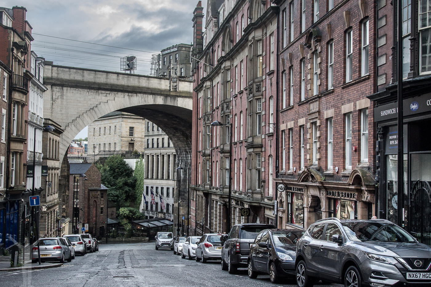 Dean Street i Newcastle