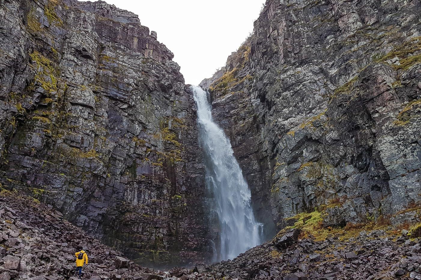 Njupeskär - Sveriges högsta vattenfall