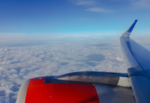 SAS A320neo - Sol Viking, LN-RGL