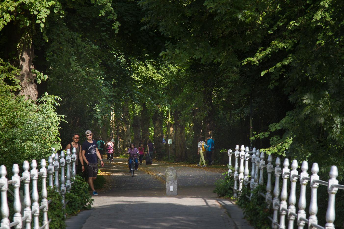 Minnewater Park